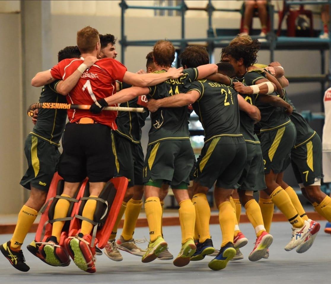 SA Men IAC 2021 Champions